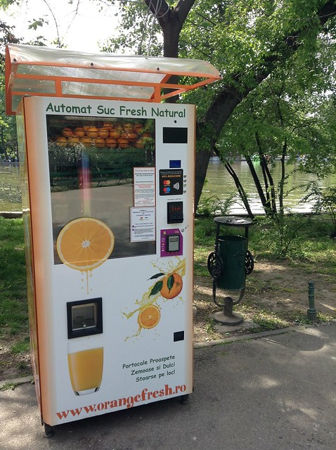 Automat Suc Fresh Natural