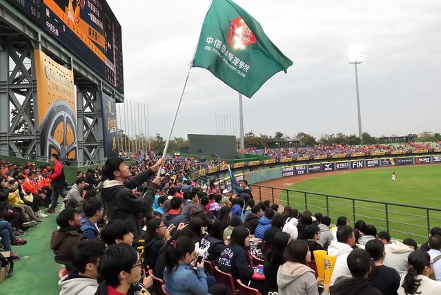 20170326中信兄弟棒球賽