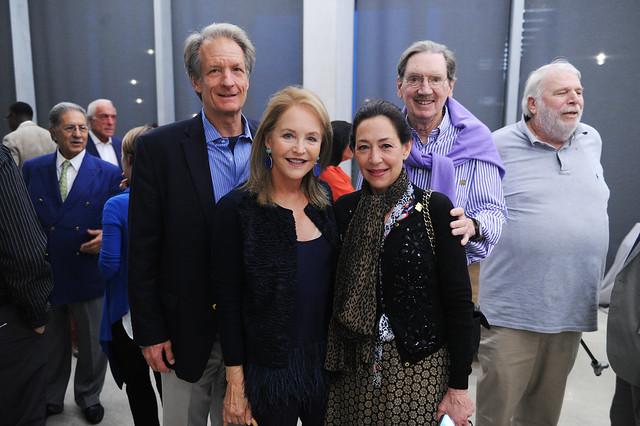 Alexander Guest, Carole Guest, Shaun Regin, & Fred Guest