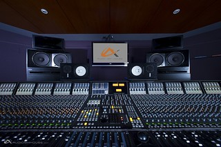 96-channel Solid State Logic (SSL) Duality at Audio Mix House, Studio A | by audiomixhouse