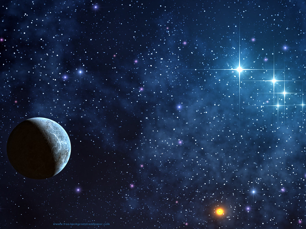 10 New Real Space Wallpapers 1920x1080 Full Hd 1080p For: Shinning Stars Space Background