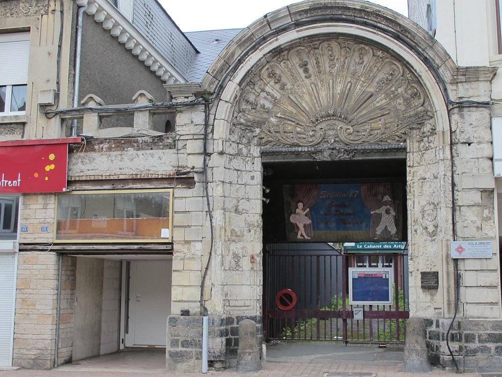 Maison natale de louis bl riot 1872 1936 h tel de sime - Rue louis bleriot ...