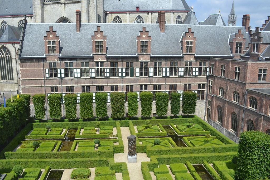 Het Pand Gent Het Pand Aan De Onderbergen In Gent