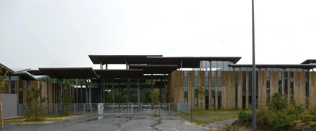 Saint geours de maremne landes coll ge inaugur en 2012 for Piscine saint geours de maremne