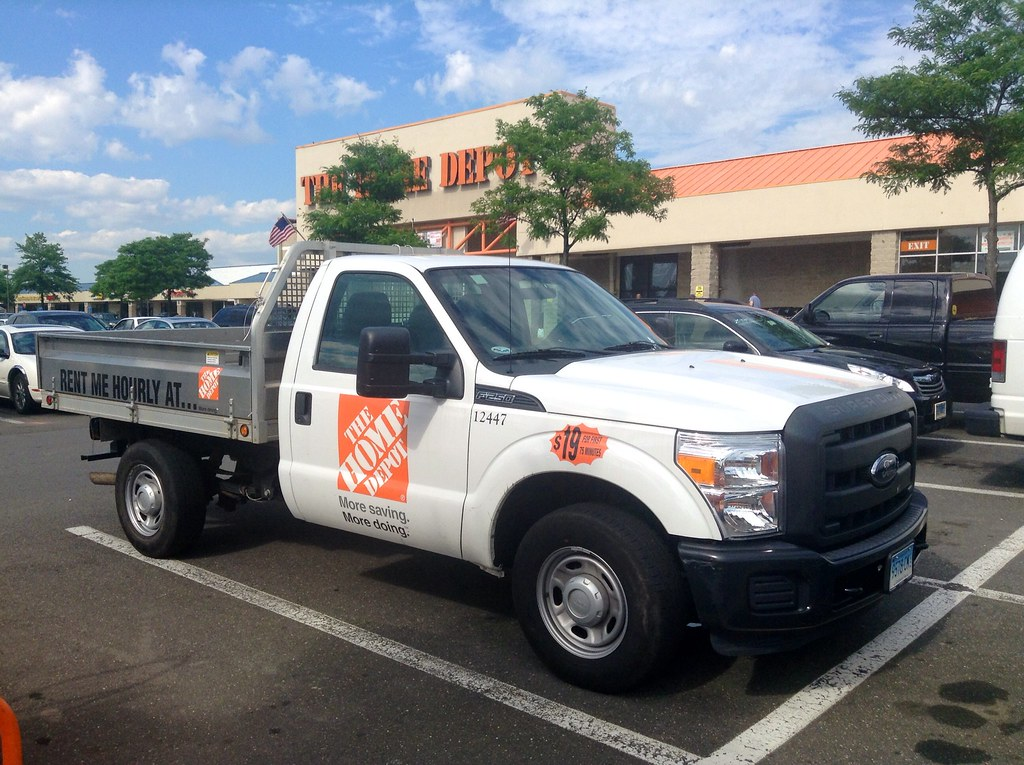 Home depot rental truck flickr - Renter s wallpaper home depot ...