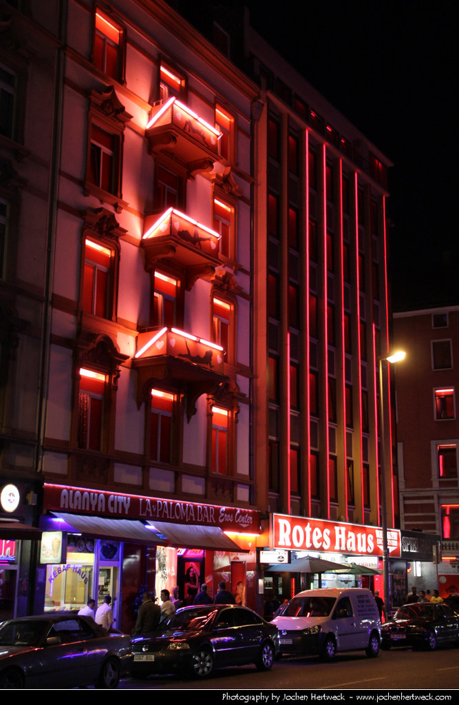 Red Light District, Frankfurt, Germany | Jochen Hertweck