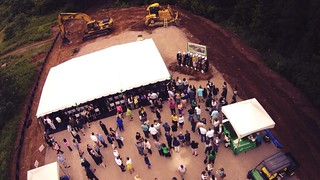 Williamson Campus Groundbreaking | by Columbia State CC
