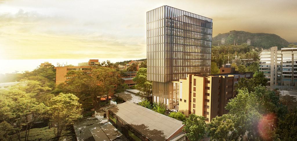 Taller 301 and juan pablo ortiz arquitectos win competitio for Arquitectos colombianos