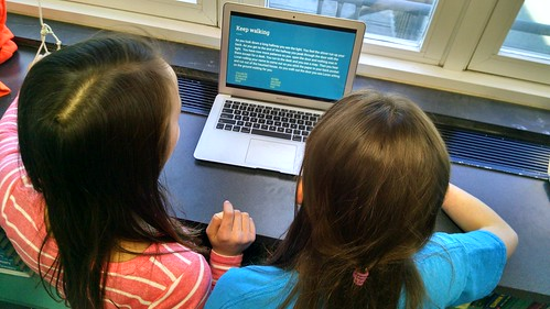 Reading Interactive Fiction Stories