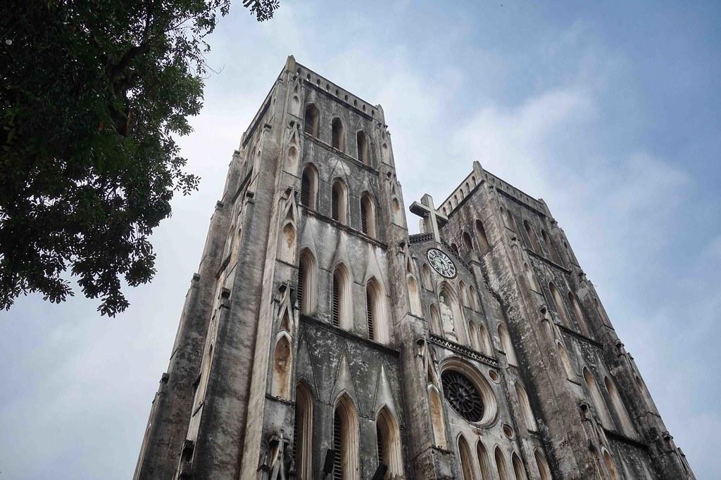 Hanoi - Cathedrale Saint Joseph