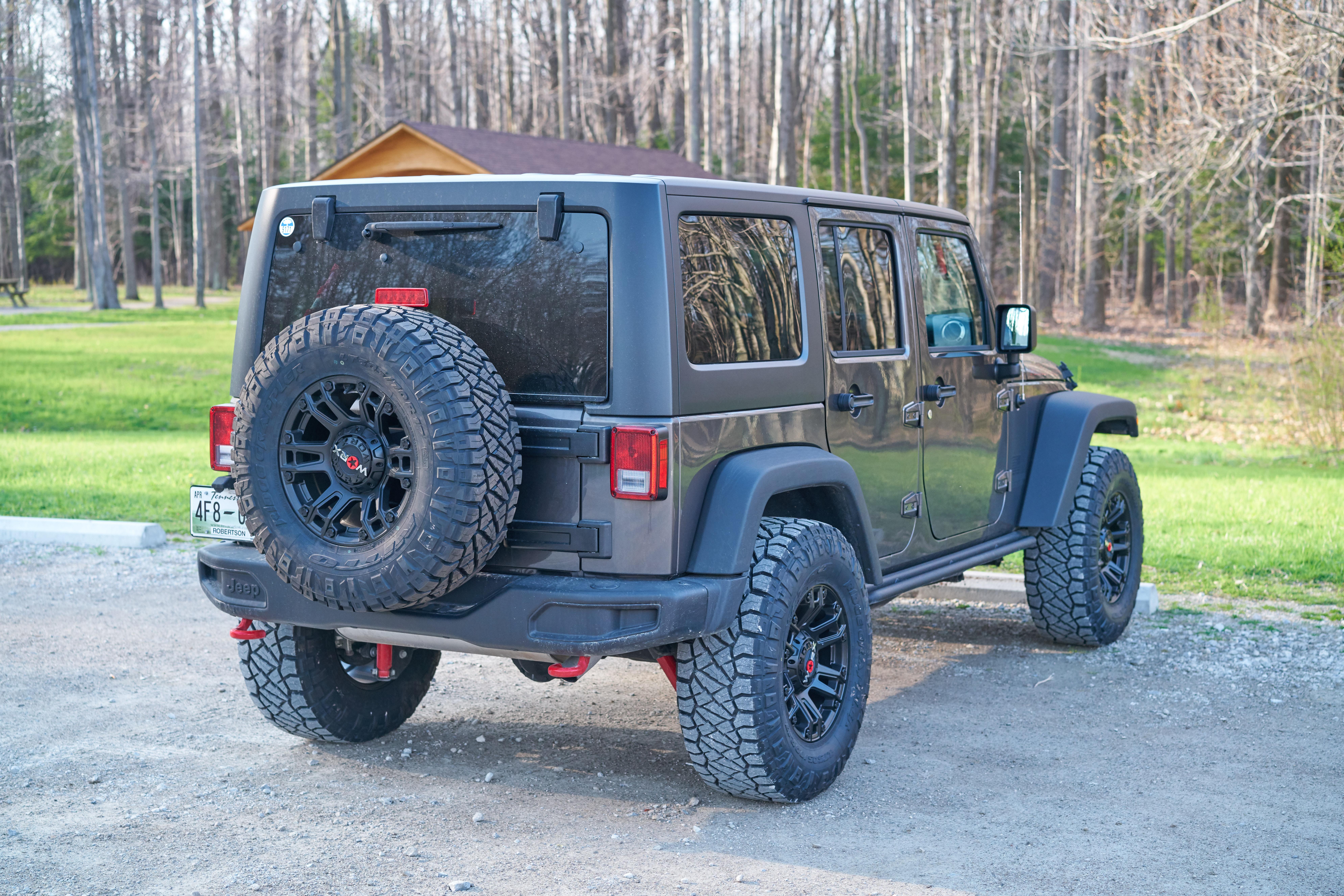 Jeep Jk 3. Tires >> ridge grappler vs ko2 - JKowners.com : Jeep Wrangler JK Forum