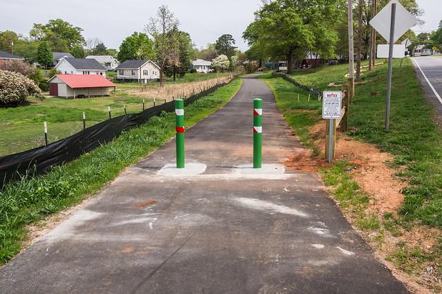 Lyman Rail Trail - 1