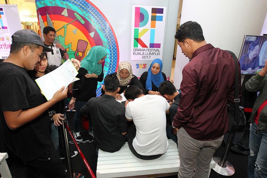 Pendaftaran Pencarian Bakat Baharu DFKL 2017 KL