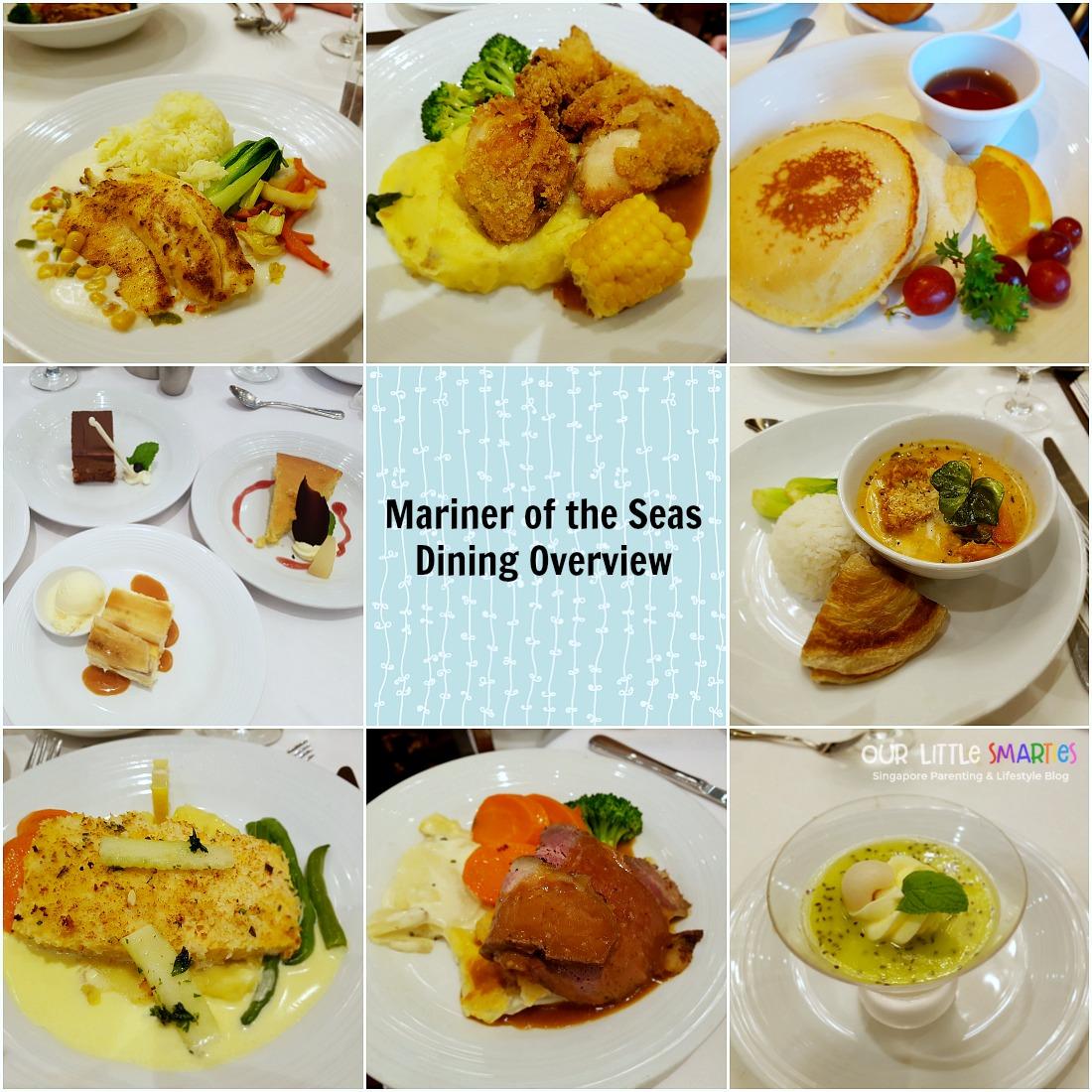 Mariner of the Seas Main Dining Room