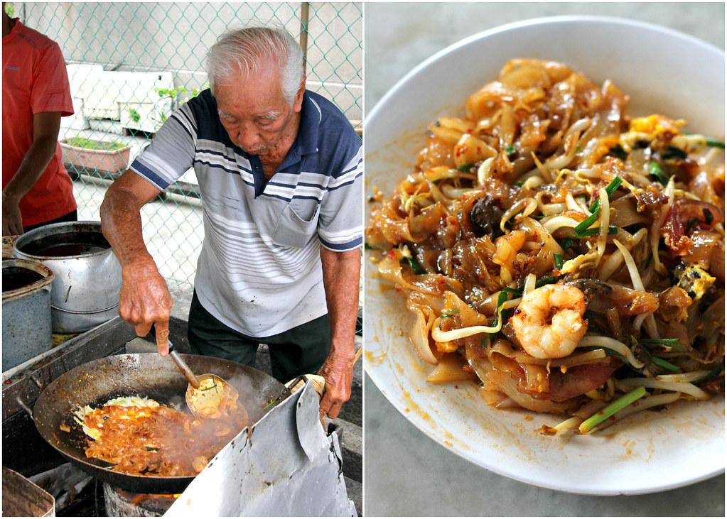 Penang Char Kway Teow: Siam Road Char Kway Teow Penang