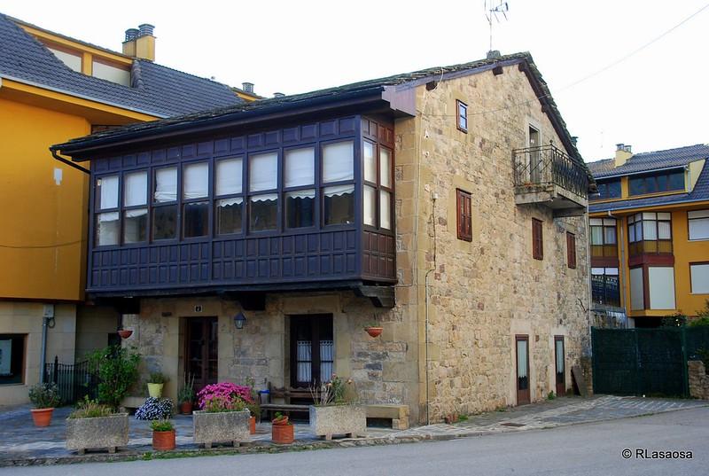 Casa típica de Vega de Pas