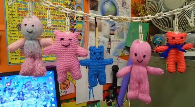 6th Class Art, Crafts & Tangrams!