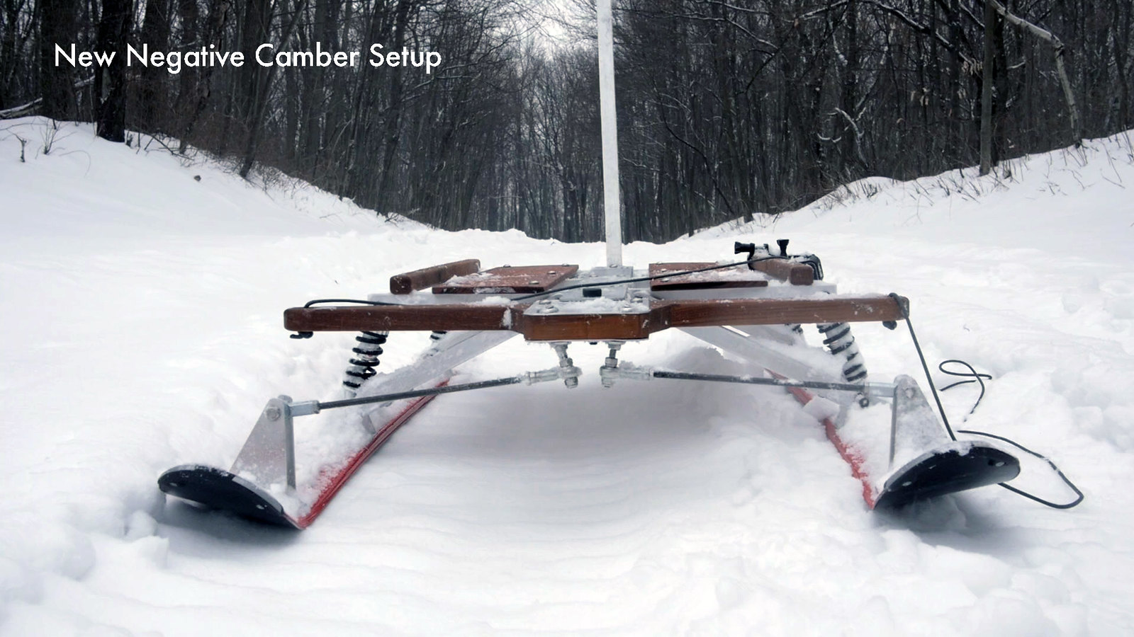 The Ski Sled: 11 Steps (with Pictures)