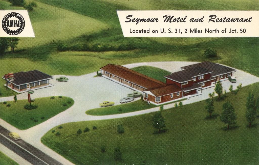 Seymour Motel and Restaurant - Seymour, Indiana