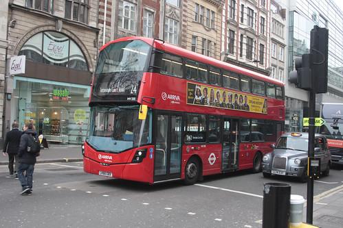Arriva London HV235 LK66GBX