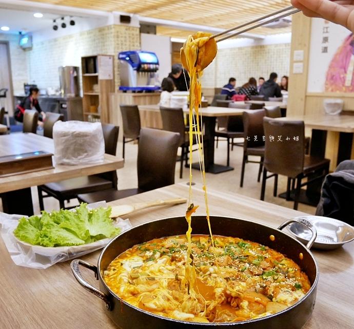 19 江原道韓國料理 新北美食 板橋美食 江原道韓國料理文化店