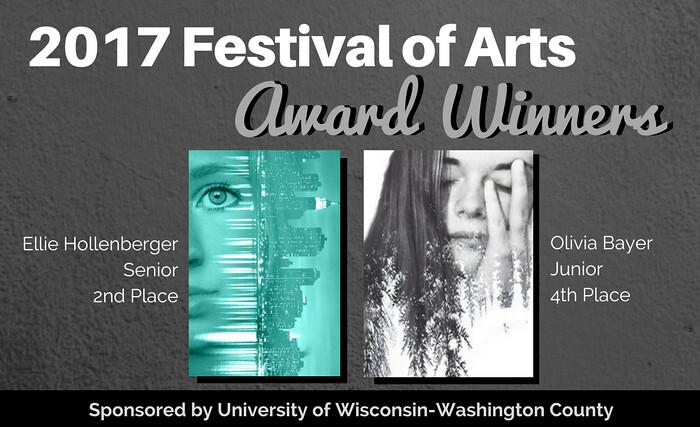 Festival of Arts winners