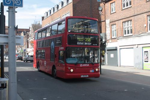 Arriva London VLA178 LJ55BVL