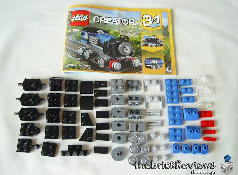 ThebrickReview: 31054 Blue Express 34120303166_70a8e56e4e_c