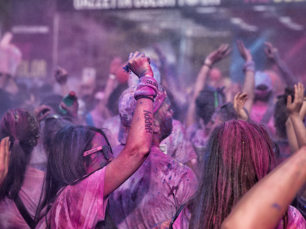 Color Parties Tumblr