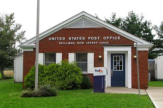 Skillman, NJ post office | by PMCC Post Office Photos