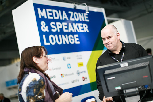 Speaker lounge at UC EXPO | by UC EXPO