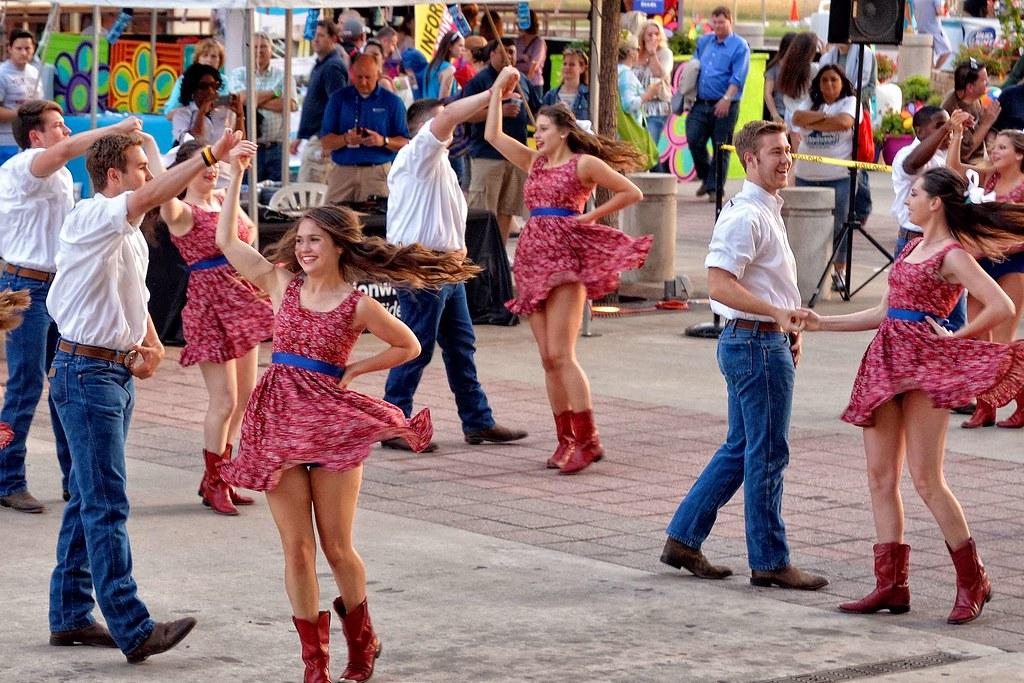 J J Pearce High School Mustang Stampede Dance Team Flickr