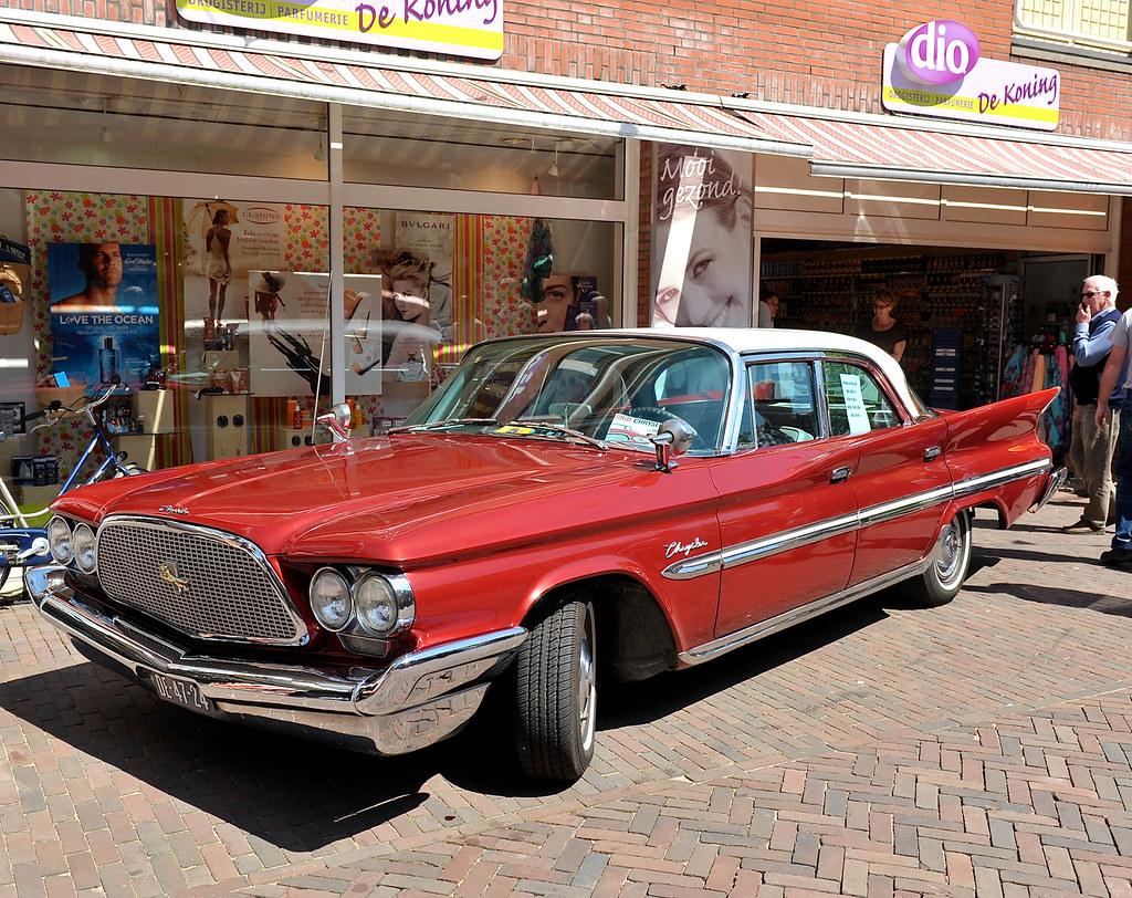 Chrysler Windsor 1960 FaceMePLS Flickr