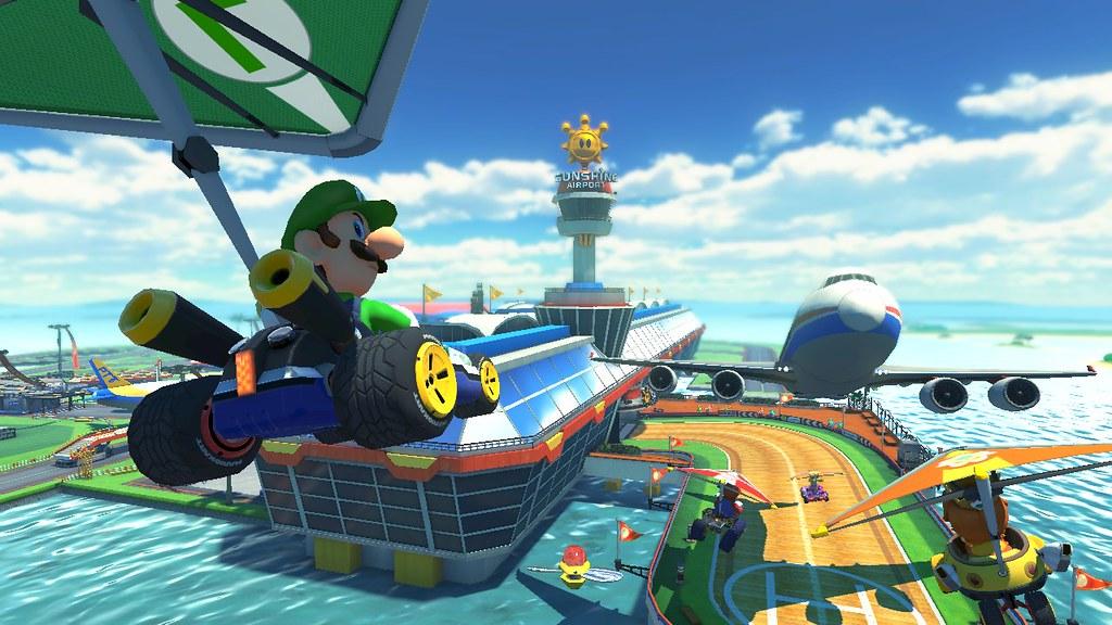 Image of Mario Kart 8 Deluxe
