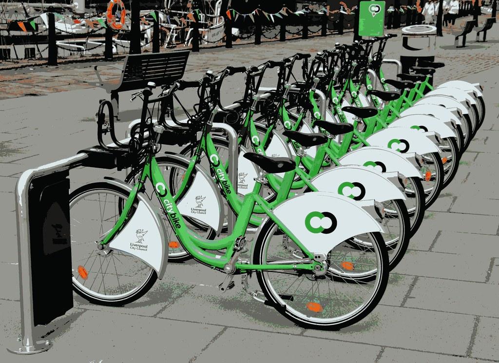 City Bike , Liverpool  Citybike is the largest public ...