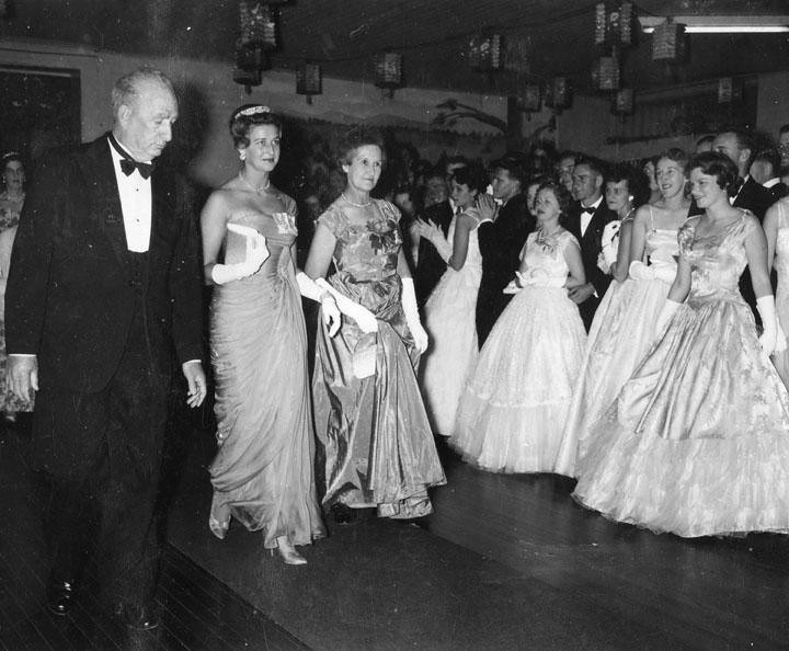 HRH Princess Alexandra attending official function in Rock… | Flickr