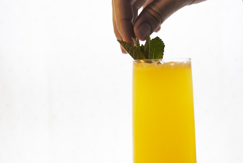Cocktail mimosa receta
