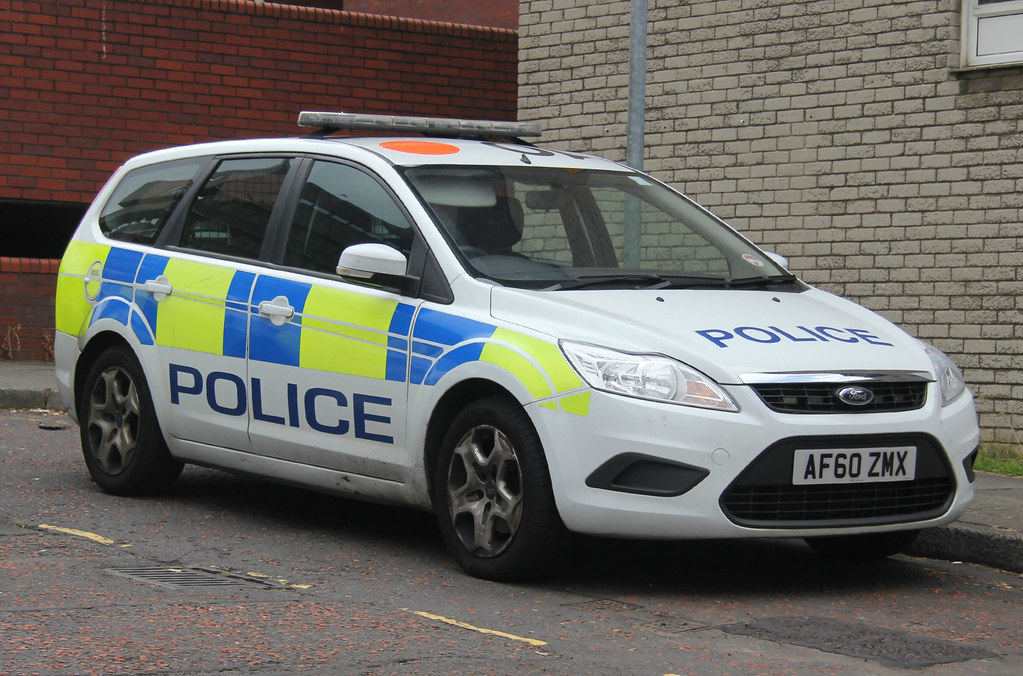 All Cars Com >> Northumbria Police Ford Focus Estate Taser Car | One of the … | Flickr