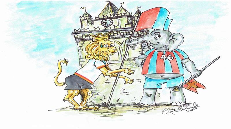 Il barrito sullo Stretto, sedici anni dopo...(Illustrazione a cura di Cetty Emanuele)