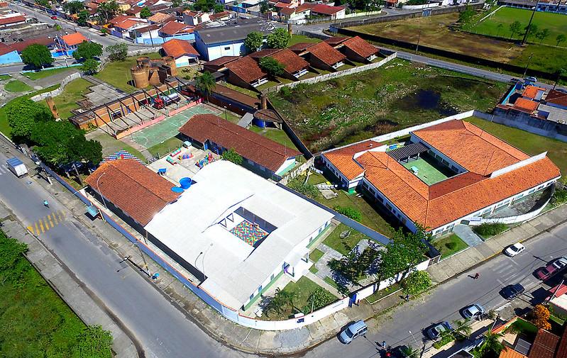 Iniciadas as obras de ampliação da E.M. Ana Cândida Ebling de Oliveira