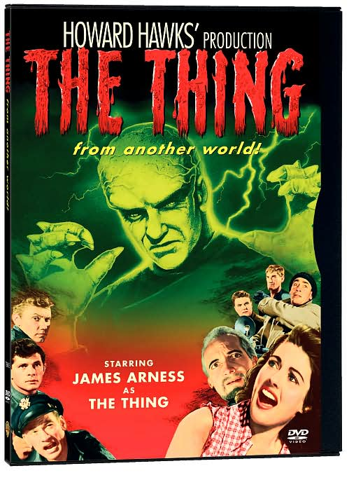The Thing From Another World - Poster 4