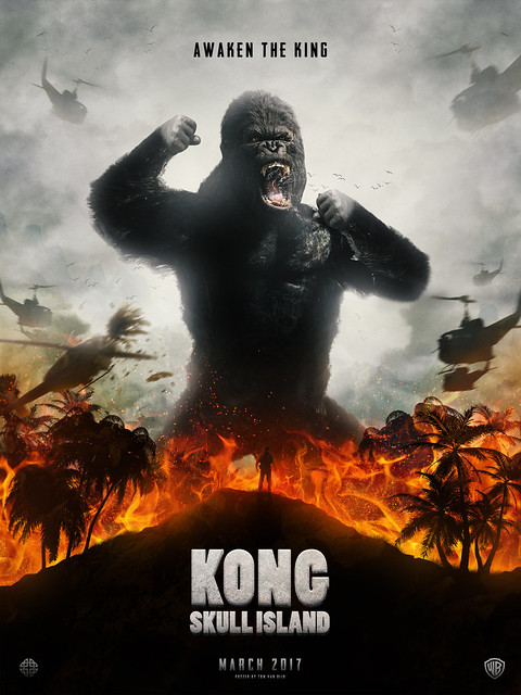 Kong - Skull Island - Poster 12
