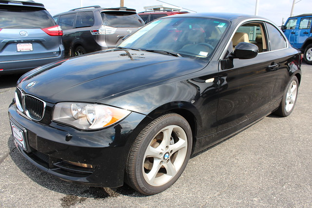 2011 BMW 128i Used Car Inspection in St Louis