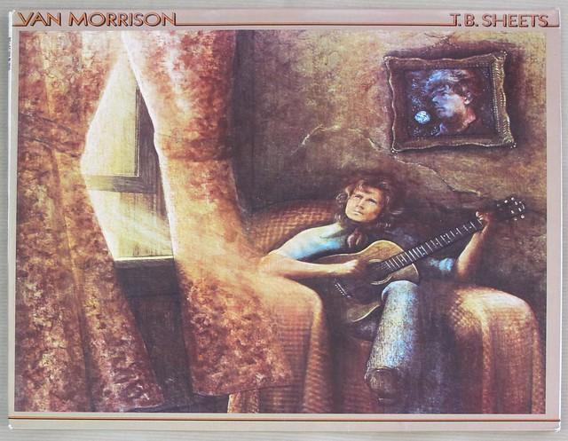 """VAN MORRISON - T.B. Sheets 12"""" LP VINYL"""
