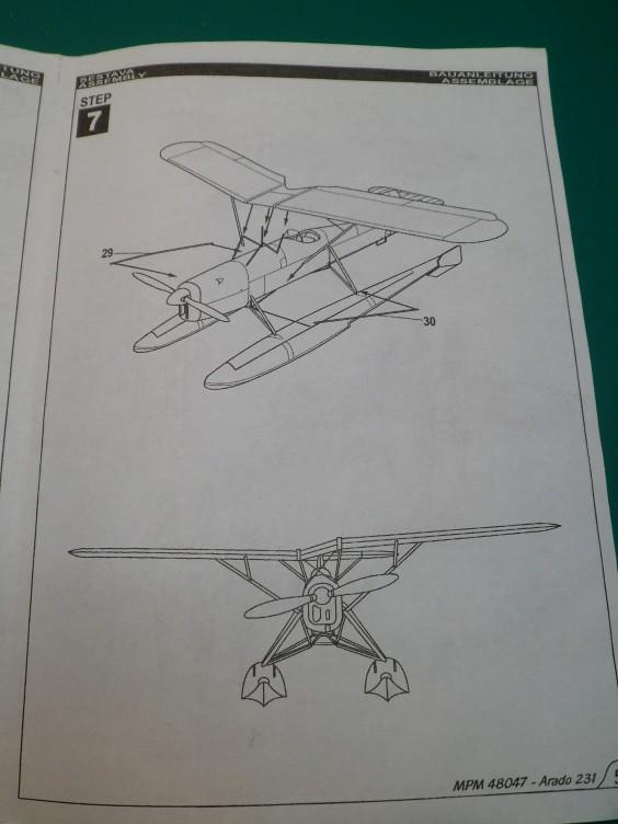Ouvre-boîte Arado 231 v1 [MPM 1/48] 33187882723_18d9c173ed_b