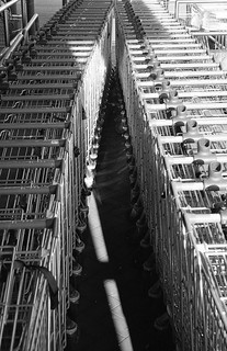 Supermarket Trolley Cliche | by Man with Red Eyes