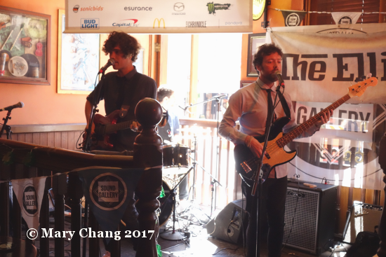 The Elliotts at Sound Gallery I, B.D. Riley's, SXSW 2017