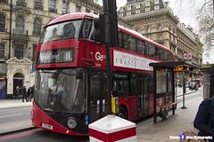 Wrightbus NRM NBFL - LTZ 1481 - LT481 - Liverpool Street 11 - Go Ahead London - London 2017 - Steven Gray - IMG_9404