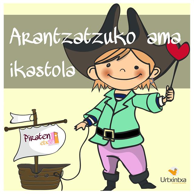 Egonaldi Pirata- Arantzazuko ama ikastola 2017/06/15-16