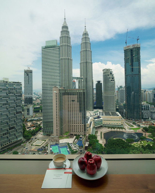 The biggest adventure you can take is to live the life of your dreams. @grandhyattkualalumpur